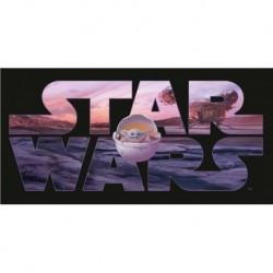 Osuška - Star Wars - 140 x 70 cm - Jerry Fabrics