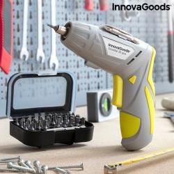 Elektrický bezdrôtový skrutkovač Drivelite s príslušenstvom - InnovaGoods