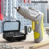 Elektrický bezdrátový šroubovák Drivelite s příslušenstvím - InnovaGoods