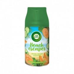 Náplň do osviežovača vzduchu - Freshmatic - Aruba - melónový koktail - 250 ml - Air Wick