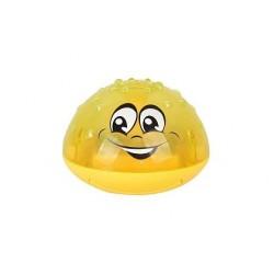 Veselá hračka do vane - žltá