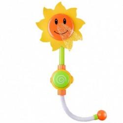 Pestrofarebná sprcha v podobe slnečnice