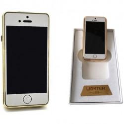 Žeraviaci zapaľovač s dobíjaním cez USB - mini iPhone