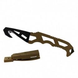 Záchranársky nôž Crisis Hook Knife TAN499 - Gerber