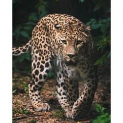 Deka z mikroflanelu - Leopard - 150 x 120 cm - Jerry Fabrics