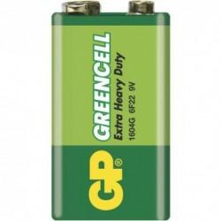 Batéria 6F22 Greencell - 9 V - 1 ks - GP