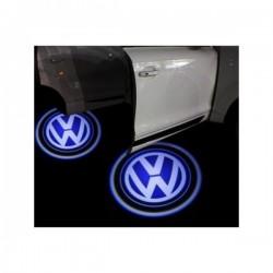 LED projektor loga značky automobilu - 2 ks