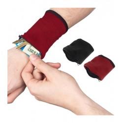 Peňaženka na zápästie so zipsom WristWallet - 3 ks