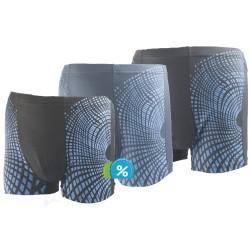 Bambusové boxerky M601 - 1 ks - Timanni