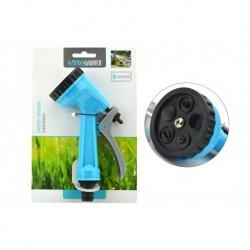Postrekovač k záhradnej hadici s otočnou hlavicou - 5 funkcií - ProGarden