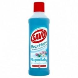 Dezinfekcia na podlahy s jarnou sviežosťou - 1000 ml - Savo