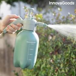 Rozprašovacia tlaková fľaša s regulovateľným prúdom a nadstavcom Pretly - InnovaGoods