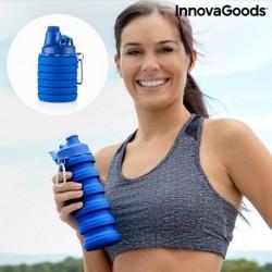Skladacia silikónová fľaša Bentle - InnovaGoods