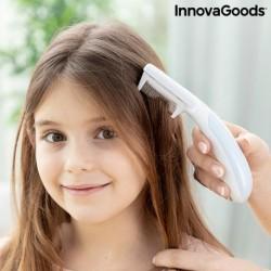 Elektrický hrebeň na vlasy proti všiam Unlicer - InnovaGoods