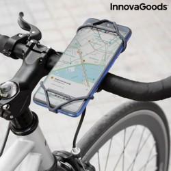 Univerzálny držiak mobilných telefónov na bicykel Movaik - InnovaGoods