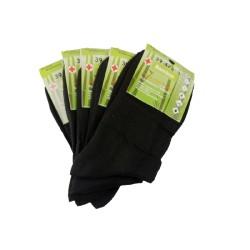 Pánske klasické bambusové ponožky JST - 5 párov