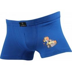 Chlapčenské boxerky Dingo - modré - Lonka