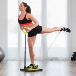 Fitness plošina na posilňovanie zadku a nôh + návod na cvičenie - InnovaGoods