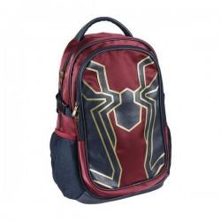 Školský batoh - Spiderman - vínový