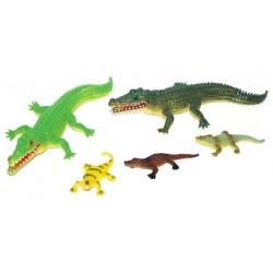 Krokodíly - 5 kusov - Rappa