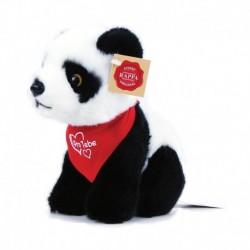 Plyšová panda s láskyplným odkazom - 22 cm - Rappa