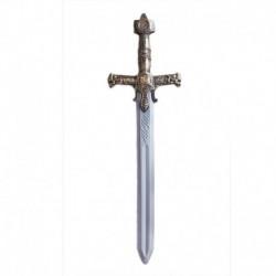 Rytiersky meč s bronzovou rukoväťou - Rappa