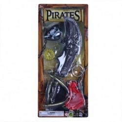 Pirátska sada s motívom Pirátov z Karibiku - Rappa