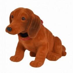 Pes s kývacou hlavou - 27 cm - Rappa