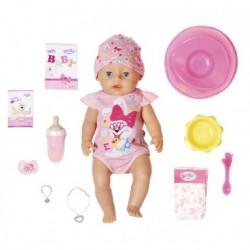 Bábika s kúzelným cumlíkom - Baby Born