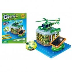 Solárny vrtuľník - Greenex