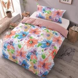 Microtop obliečky - s kvetinovým motívom - Garcia - 140 x 200 cm