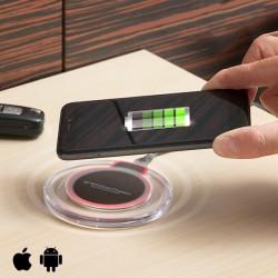 Bezdrôtová Qi nabíjačka na smartfóny - InnovaGoods