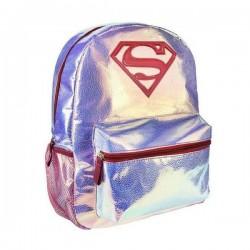 Školský batoh - Superman - ružový