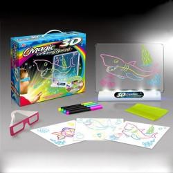Kresliaca 3D tabuľka pre deti
