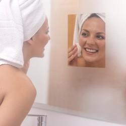 Fólia na zrkadlo proti zahmlievaniu - 2 ks - InnovaGoods