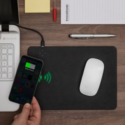 Podložka pod myš s bezdrôtovým nabíjaním 2 v 1 Padwer - InnovaGoods