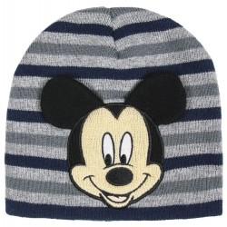 Detská čiapka - Mickey Mouse 74415 - sivá