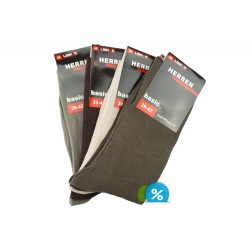 Pánske klasické ponožky ZTY-1631 - 5 párov - LOOKeN DAMEN