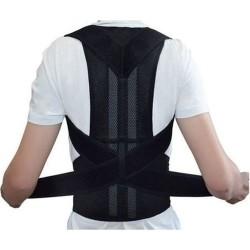 Nastaviteľný korektor pre správne držanie tela