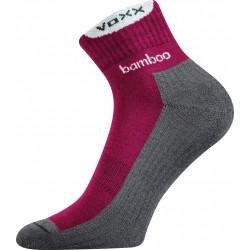 Ponožky Brooke - fuxia - VoXX