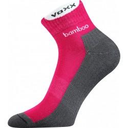 Ponožky Brooke - magenta - VoXX