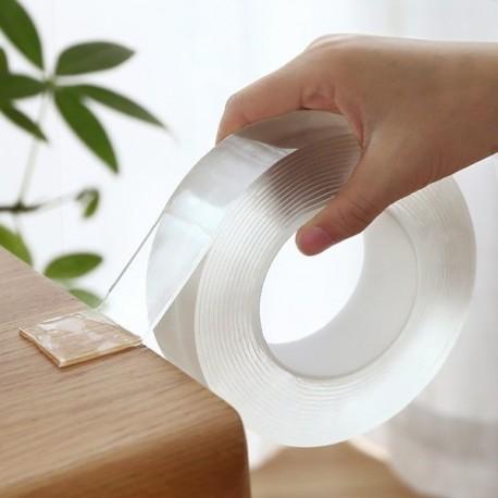 Obojstranná lepiaca nano páska - 3 m