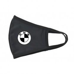 Textilné rúško - BMW - čierne