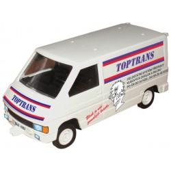 Autíčko Renault Trafic - TOPTRANS - 1 : 35 - Monti System