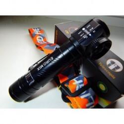 Nabíjacie svietidlo USA-5000 W - so zoomom a magnetom - nabíjanie cez USB - Euromix
