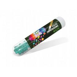 Praskacie guľky RainBalls - Mäta +- 21 ks