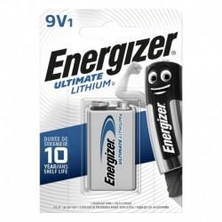Batéria Ultimate Lithium - 9 V - Energizer