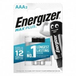 Mikrotužkové batérie MAX Plus - 2x AAA - Energizer
