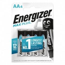 Tužkové batérie MAX Plus - 4x AA - Energizer