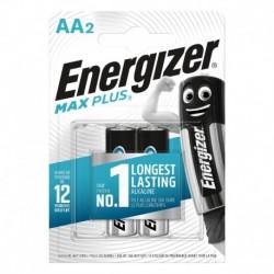 Tužkové batérie MAX Plus - 2x AA - Energizer